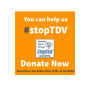 Help us stop teen dating violence. Donate Now. Donations tax deductible. EIN 20-4618499.